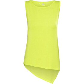 Prana Twisted Sleeveless Shirt Women yellow